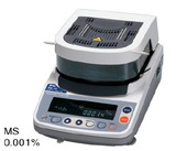 MS-70 71g/0.1mg/0.001% 日本AND快速水分测定仪